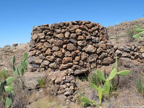 Horno de Teja - Camino de La Campana - Guía de Isora
