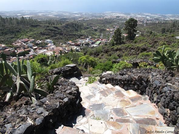 Mirador de Chirche - Guía de Isora - Tenerife