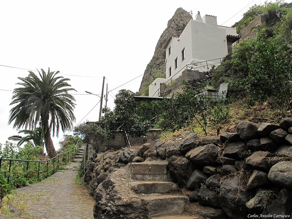 Hermigua - La Gomera