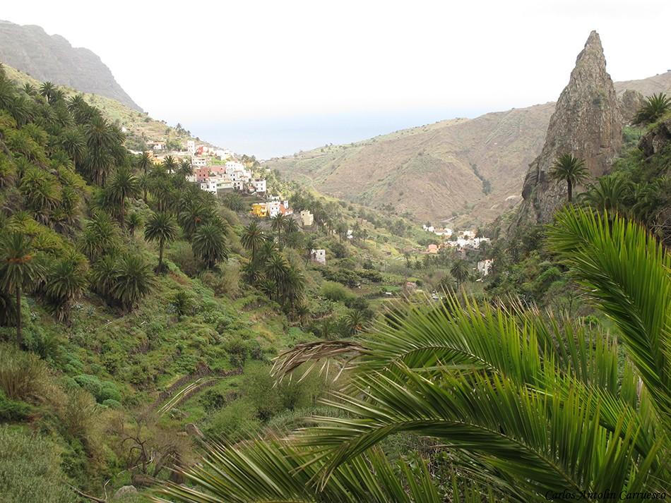 Hermigua - El Cedro - La Gomera