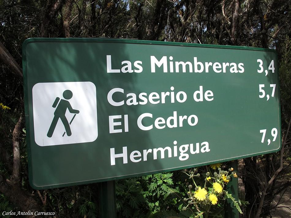 Alto del Contadero - La Gomera