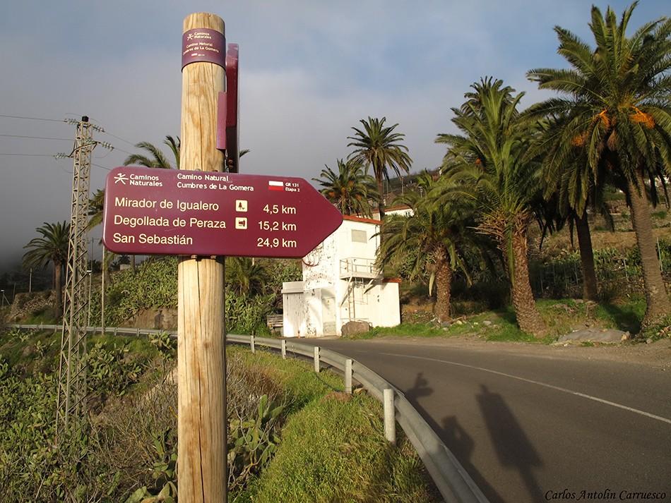 Chipude - La Gomera