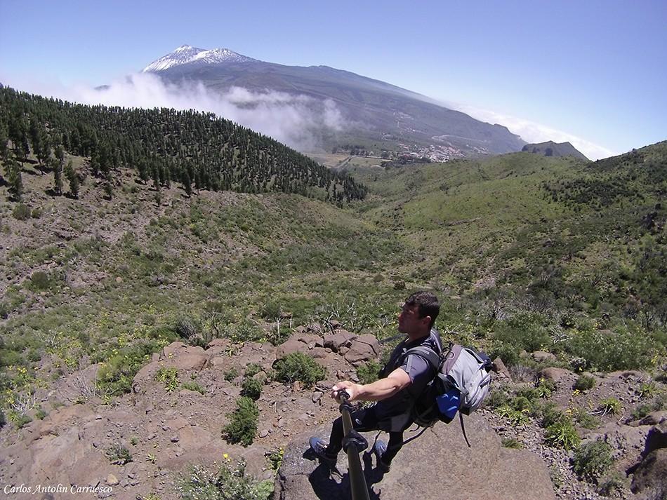 Valle de Santiago - Teno - Tenerife