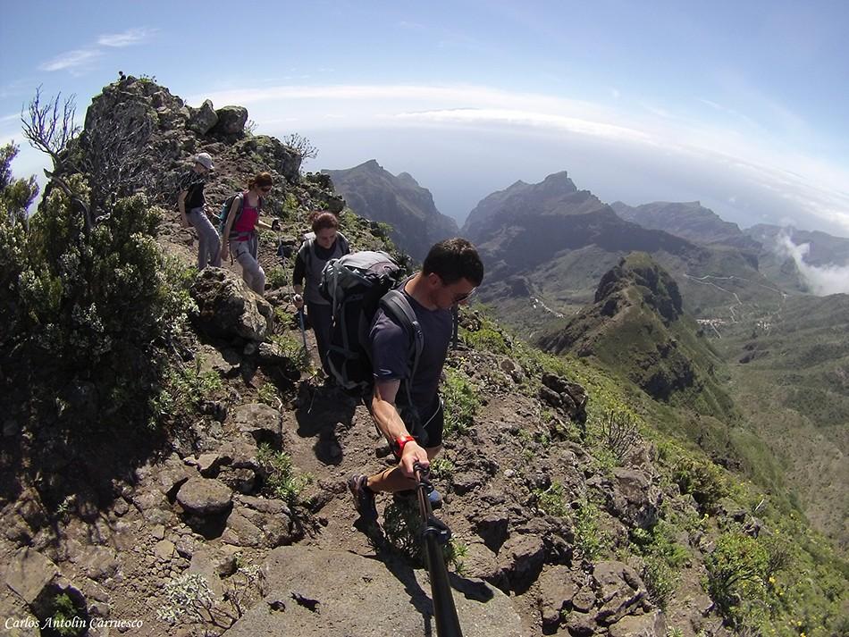 Pico Verde - Parque Rural de Teno - Tenerife