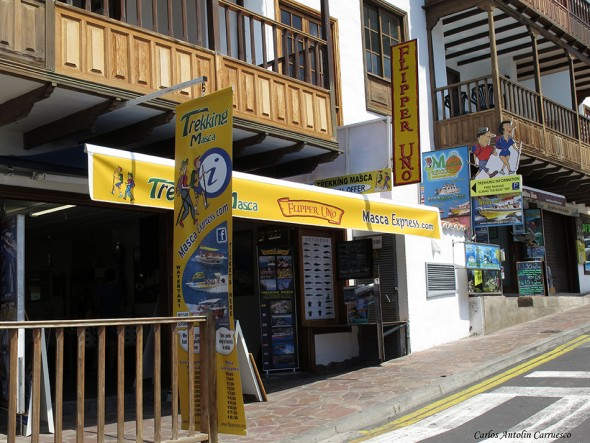 Masca Express - Puerto de Santiago - Tenerife