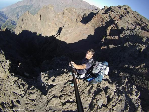 Transvulcania 2015 - GoPro Hero - Carlos Antolin