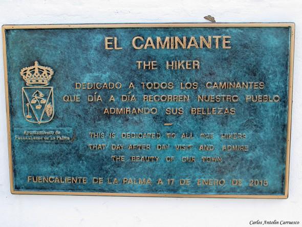Transvulcania 2015 - GR131 - Los Canarios - la Palma - el caminante - the hiker