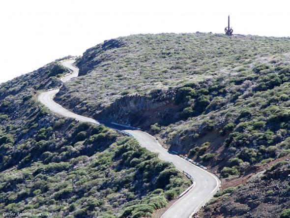 La Crestería - Transvulcania - GR131 - La Palma