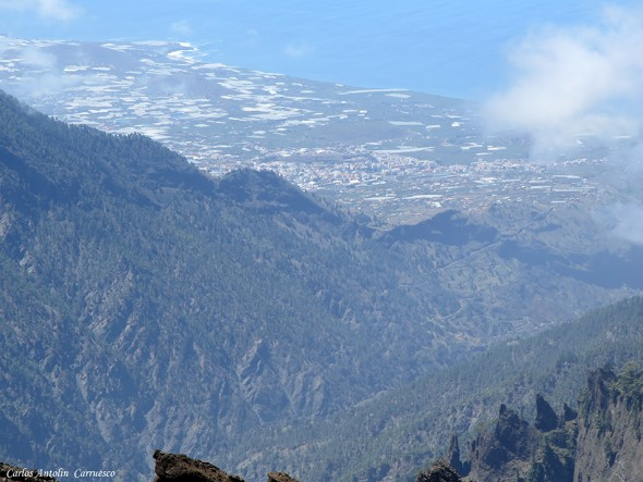 Roque de Los Muchachos - El Espigón - La Palma