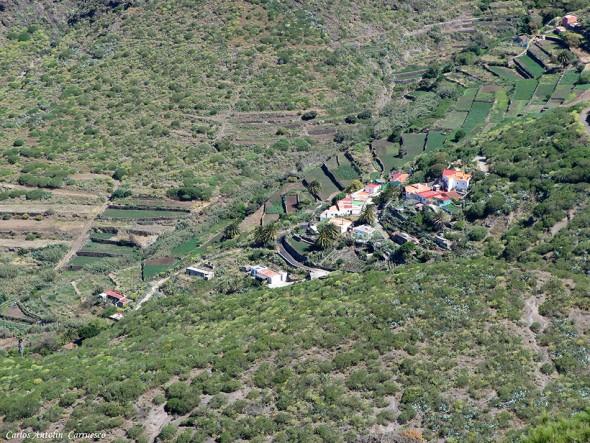 Los Carrizales - Abache - Parque Rural de Teno