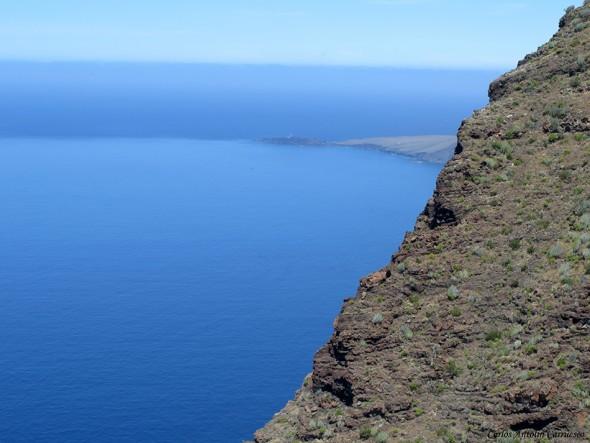 Acantilado de Los Gigantes - Teno - Tenerife - punta teno - faro de teno