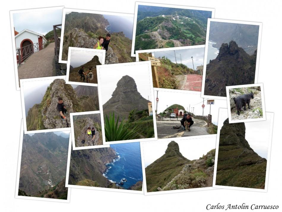 Roque de Taborno - Anaga - Tenerife