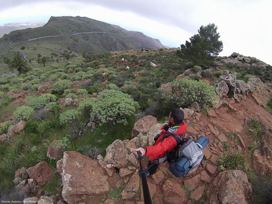 GoPro Hero 3 - GR131 - La Gomera