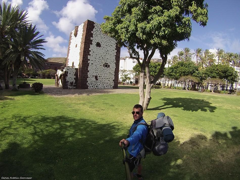 San Sebastián de La Gomera - GoPro Hero 3 - La Gomera - la torre del conde