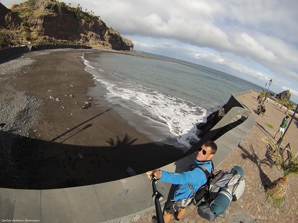 San Sebastián de La Gomera - GoPro Hero 3 - La Gomera - playa de la cueva