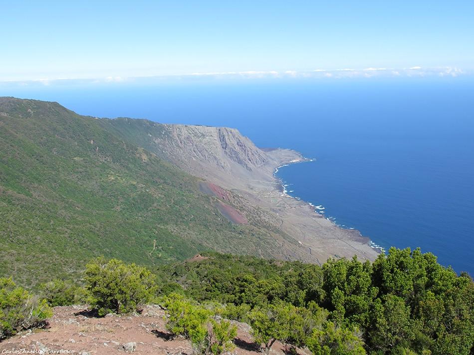 Tanganasoga - Sabinosa - El Hierro