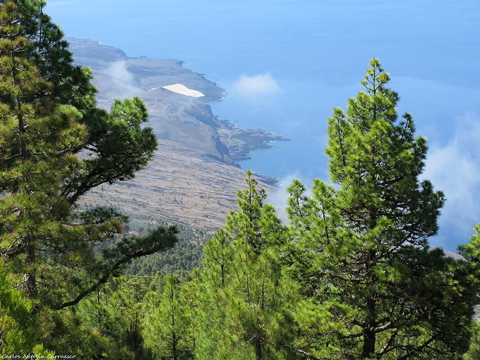 GR131 - El Hierro - el julan