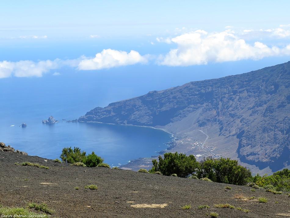 Malpaso (1.501 metros) - GR131 - El Hierro