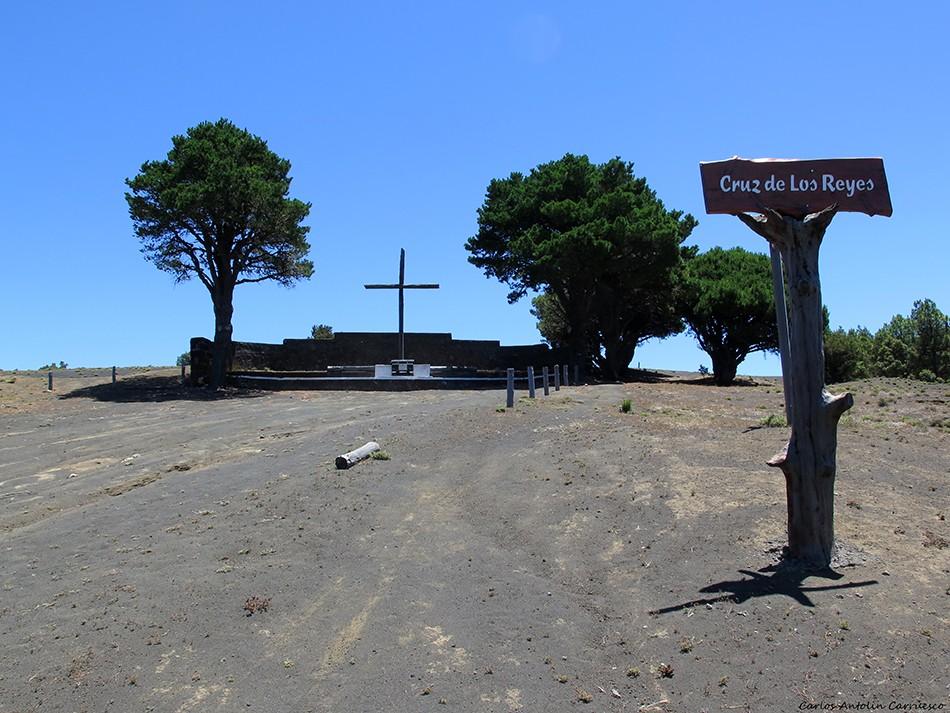 Cruz de Los Reyes - GR131 - El Hierro