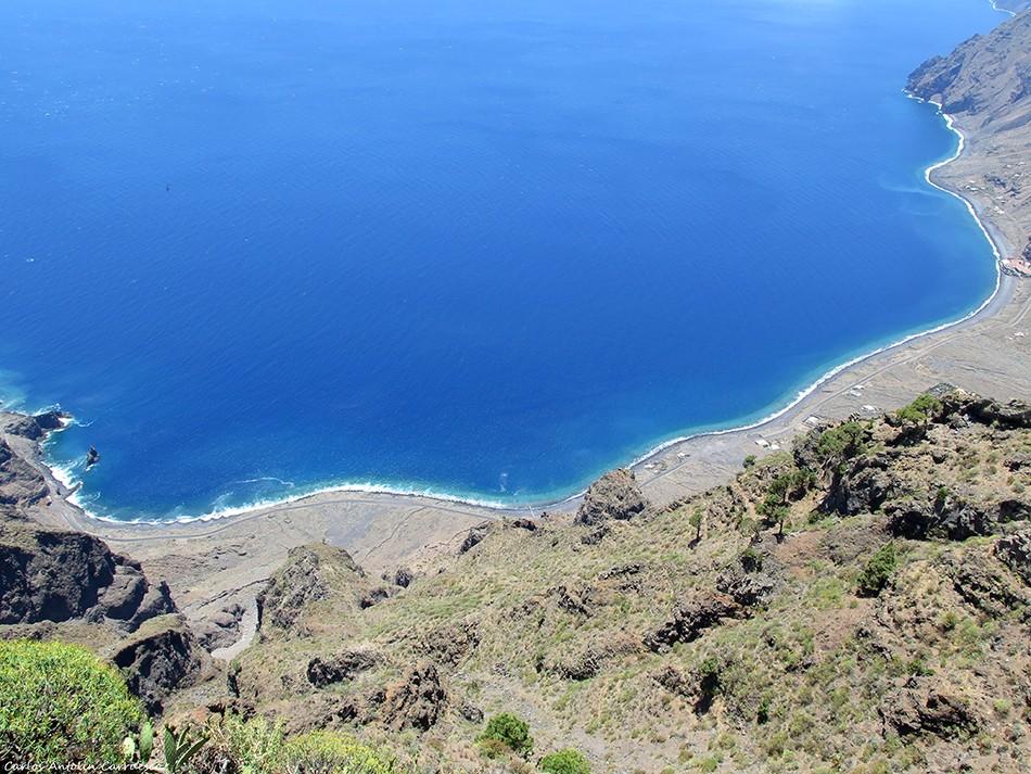 Monumento Natural Las Playas - Isora - isla de El Hierro