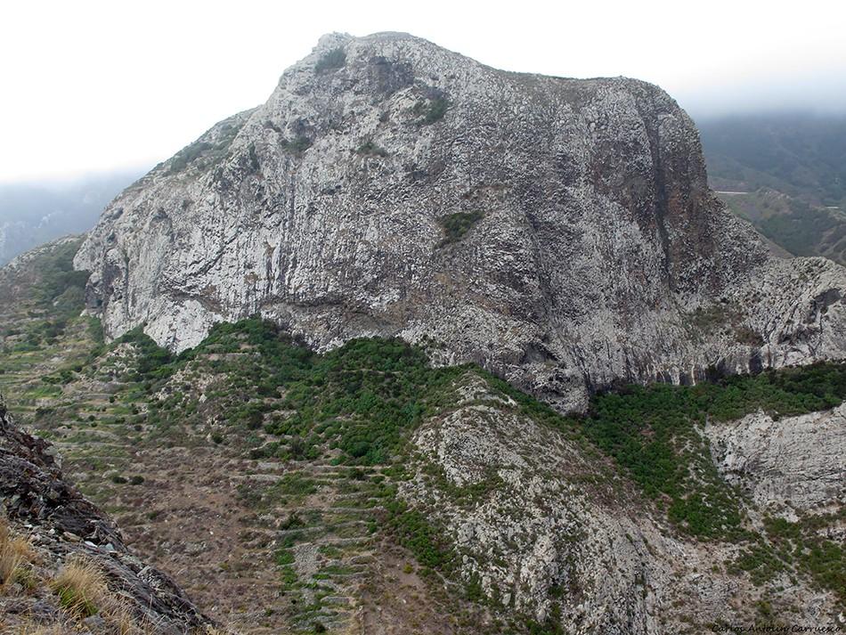 Roque de Enmedio - Anaga - Tenerife