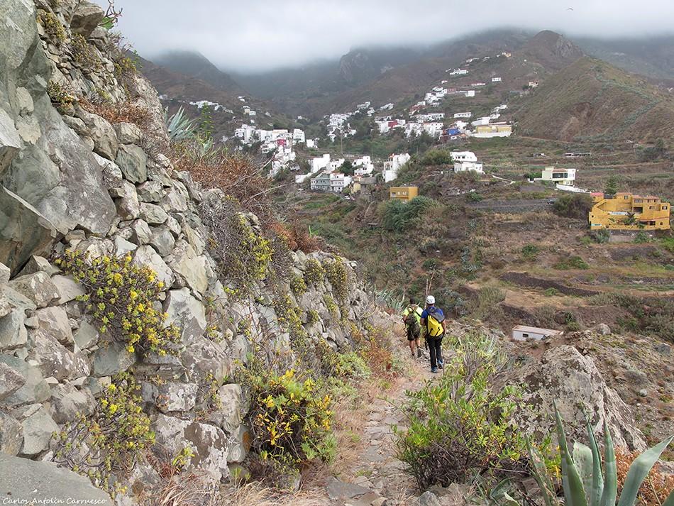 La Caída de Los Dioses - Roque de Las Ánimas - Taganana
