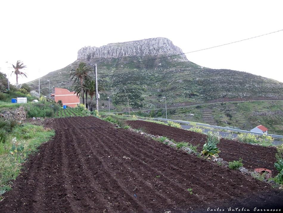 Chipude - Fortaleza - La Gomera
