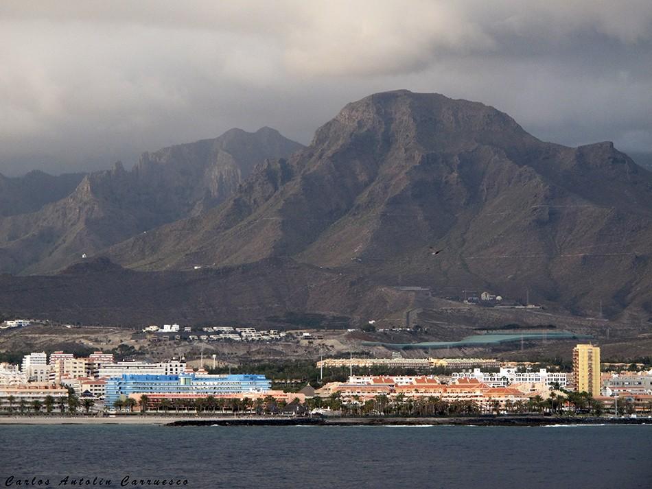isla de Tenerife - Naviera Fred Olsen - Los Cristianos