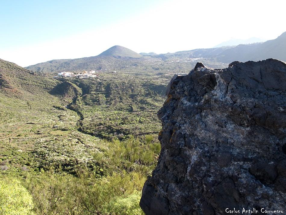 El Molledo - Parque Rural de Teno - Tenerife