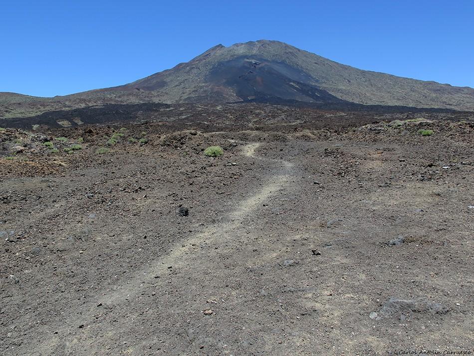 Los Quemados - Mirador de Chío - Tenerife