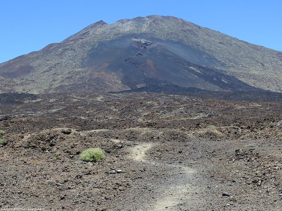 Los Quemados - Mirador de Chío - Tenerife - pico viejo - teide