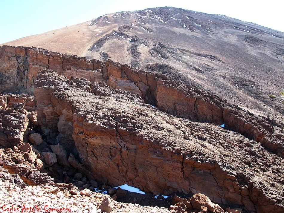 Parque Nacional del Teide - Cueva de Las Nieves - Tenerife