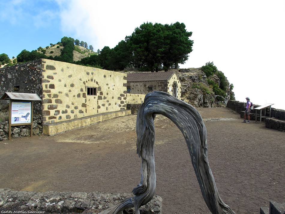 Ermita Virgen de La Caridad - Mirador de Jinama - El Hierro