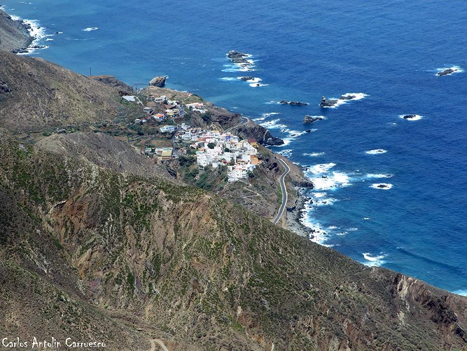 Mirador Cabezo del Tejo - Anaga - Tenerife - almáciga