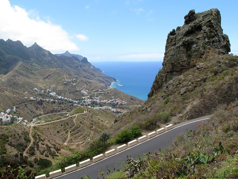 Mirador de Amogoje - Taganana - Tenerife