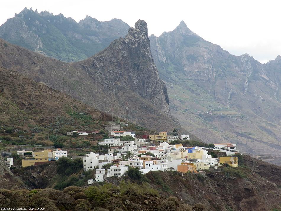 Benijo - Anaga - Tenerife - almáciga - las animas