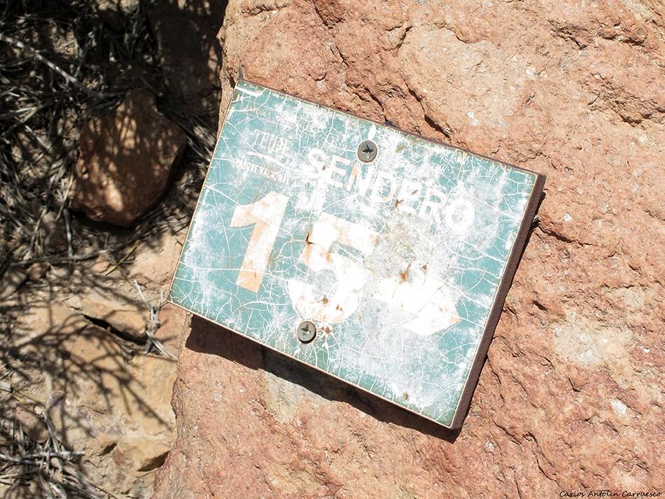 Sendero Nº 15 - Guajara - Tenerife