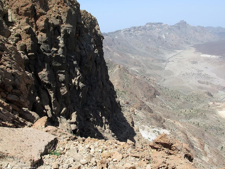 Parque Nacional del Teide - Guajara - Tenerife