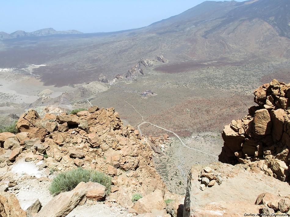 Roques de García - P.N. del Teide - Tenerife