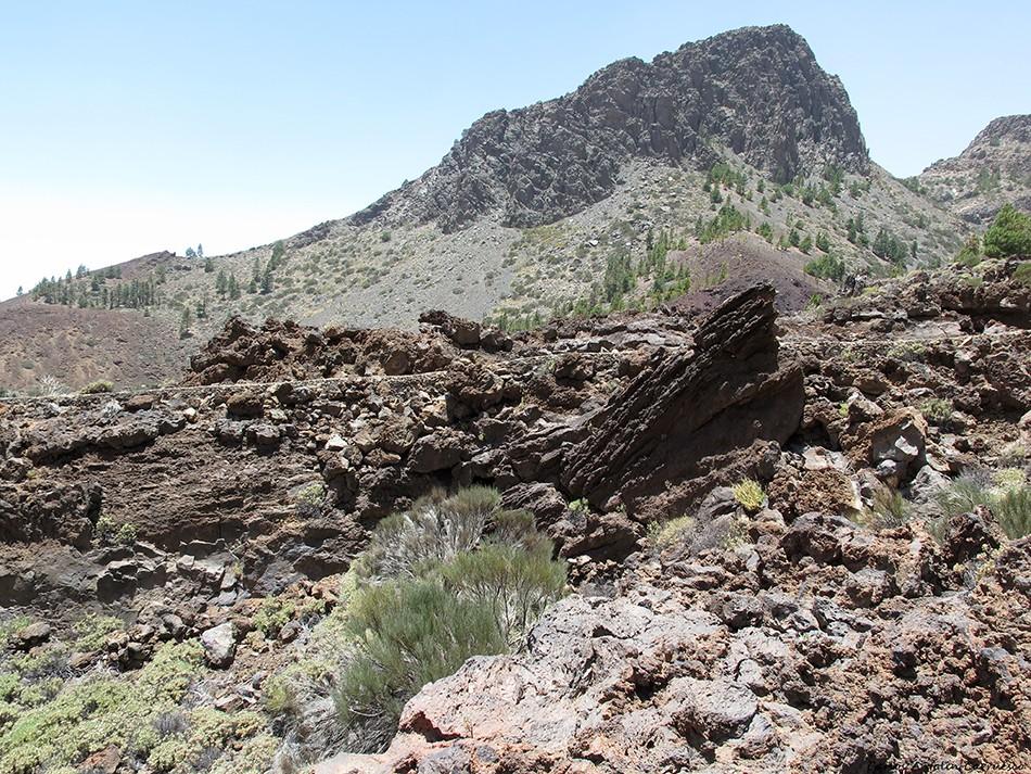 Roque del Encaje - Parque Nacional del Teide - Tenerife