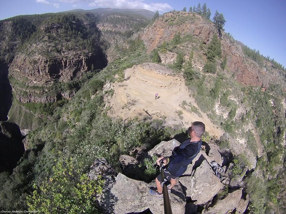 Montaña de Carrasco - Adeje - Tenerife