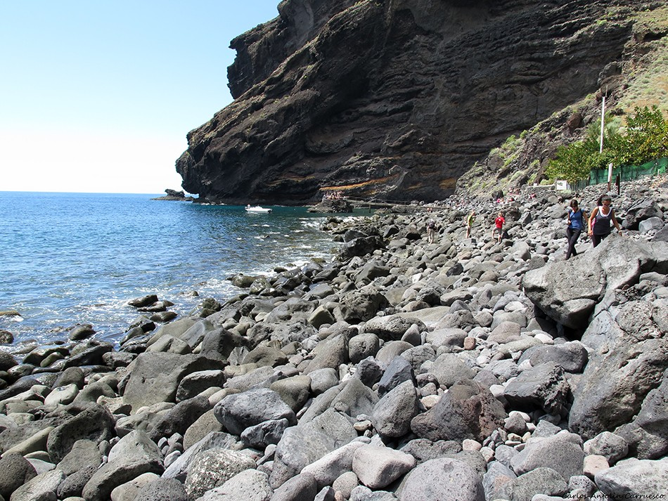 Masca - Teno - Tenerife - Embarcadero de Masca
