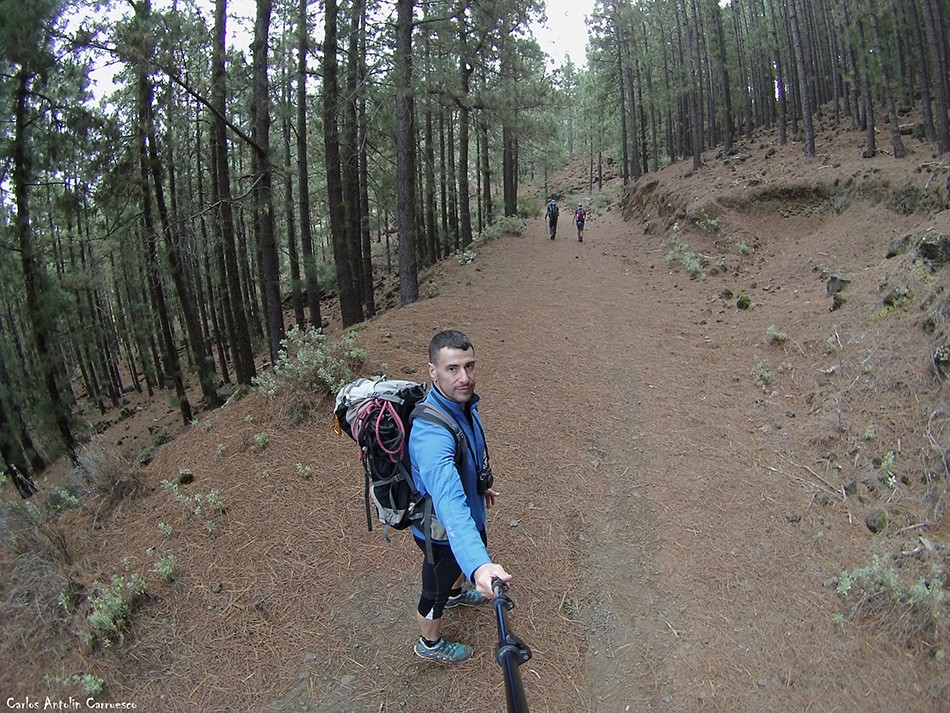 Pista Chimoche - Los Arcos - Tenerife