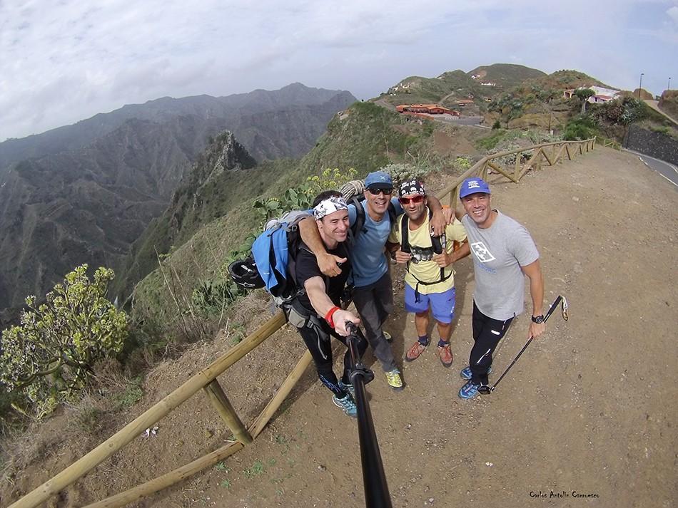 Tenerife Vertical y Wildcanarias