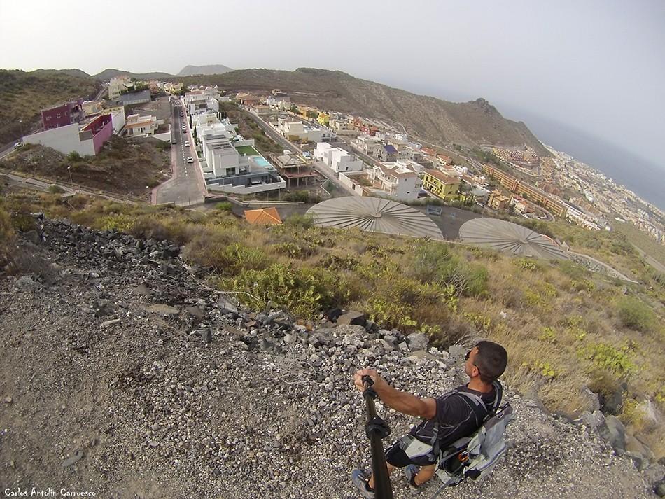 Torviscas Alto - Adeje - Tenerife - Roque del Conde