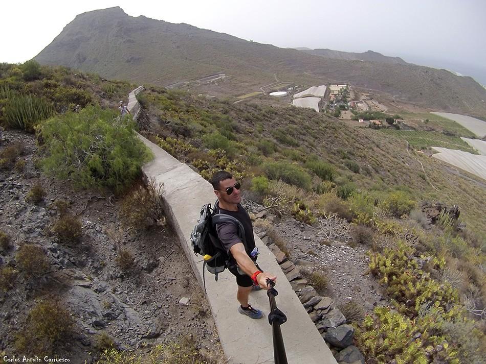 Adeje - Roque del Conde - Tenerife