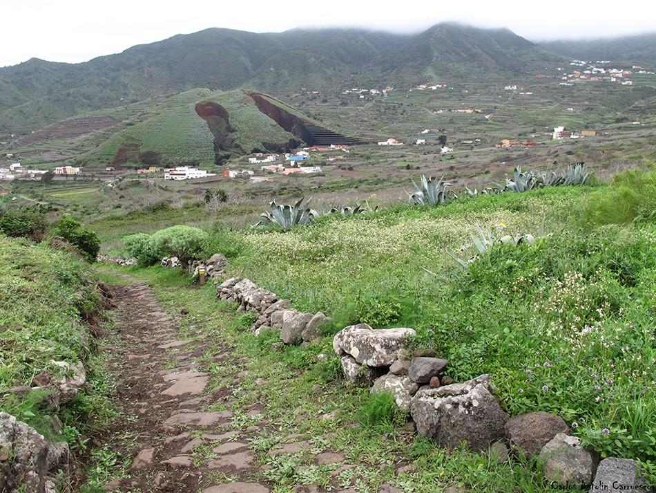 Callejón de Teno - Tenerife - el palmar