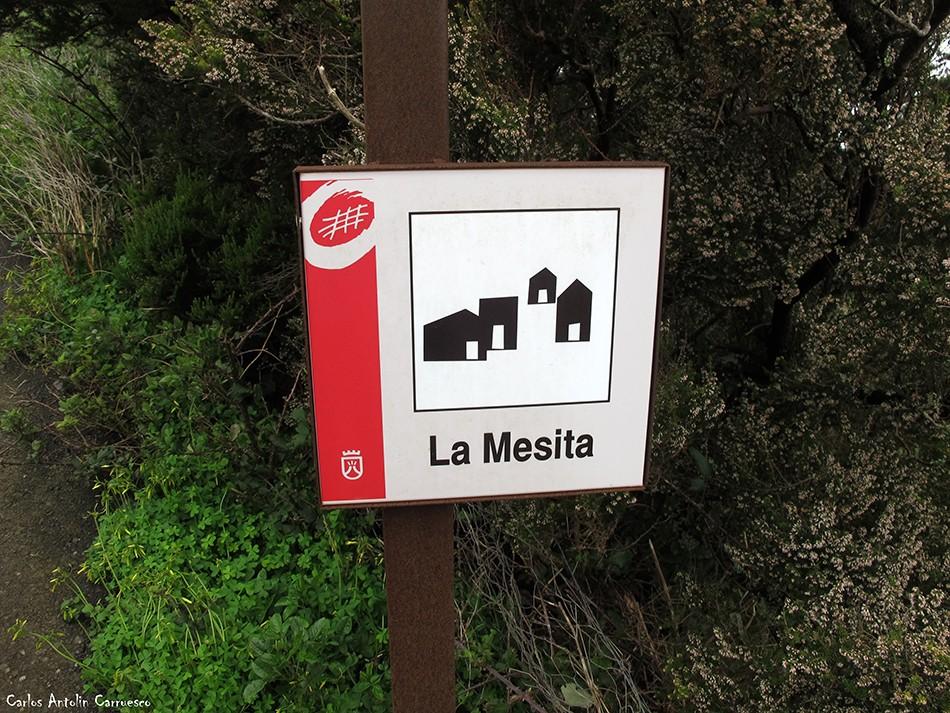 La Mesita - Cumbres de Baracán - Tenerife