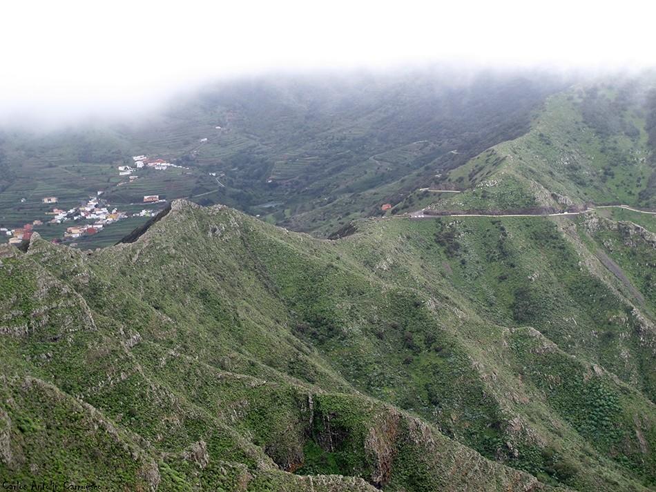 Cumbres de Baracán - Teno - Tenerife - las portelas