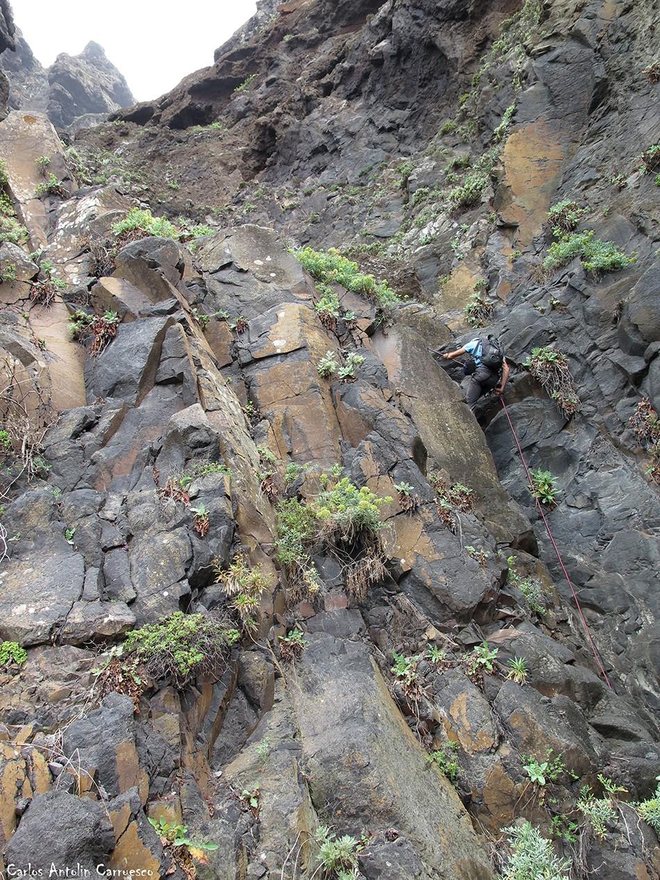 La Angostura - Pachila - Anaga